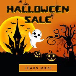 Trader Dale - Halloween Sale