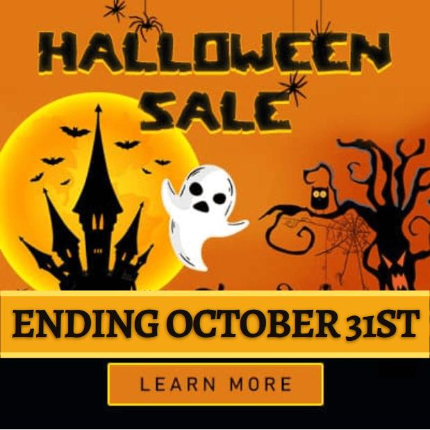 Halloween Sale - Trader Dale