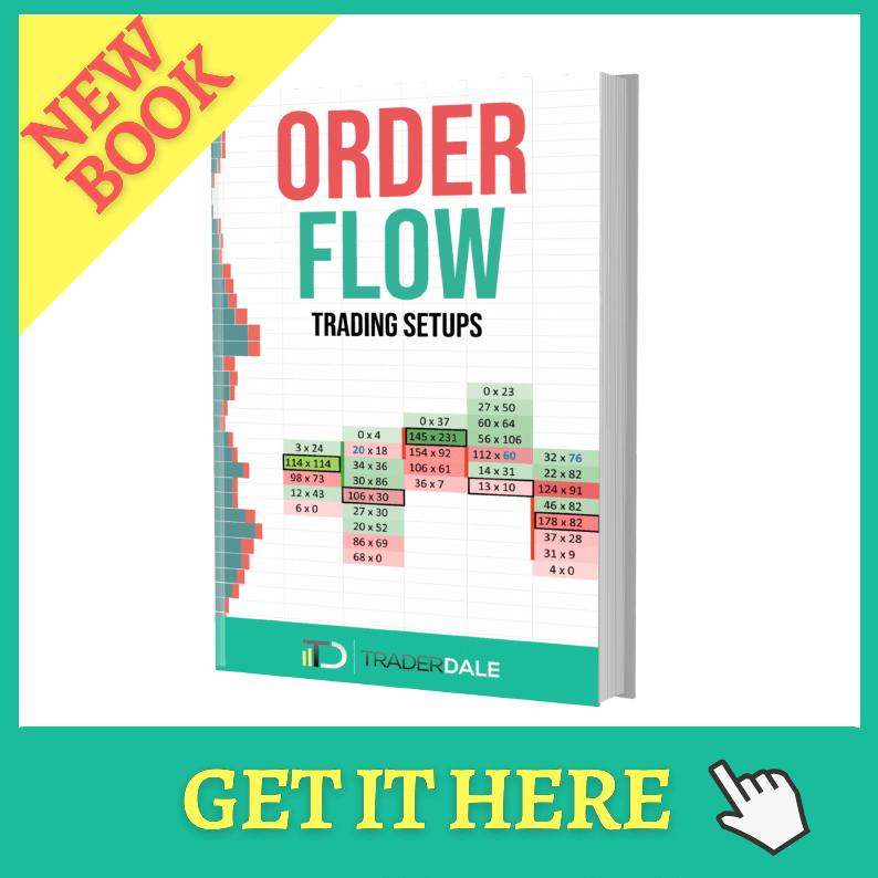 Order Flow Book - Trader Dale